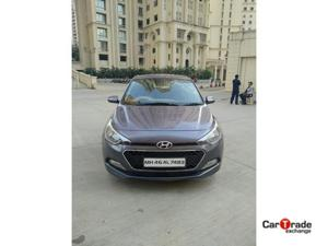 Hyundai Elite i20 1.4L U2 CRDi 6-Speed Manual Asta (O) (2015)