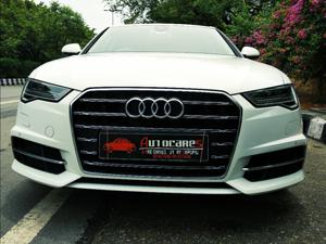 Audi A6 35 TDI Matrix (2019)