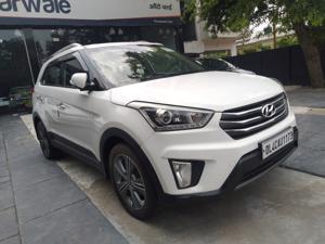 Hyundai Creta SX+ 1.6 U2 VGT CRDI AT