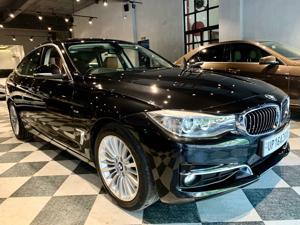 BMW 3 Series GT 320d Luxury Line (2015)