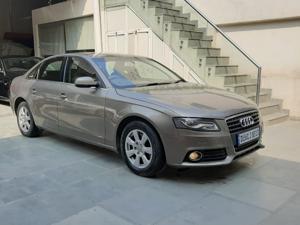 Audi A4 2.0 TFSI (2010)