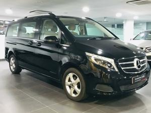 Mercedes Benz V-Class Exclusive LWB (2019) in Aluva