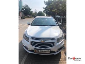 Chevrolet Cruze 2.0 LTZ AT BS4 (2017) in Navi Mumbai