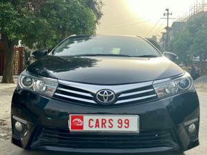 Toyota Corolla Altis 1.8V L (2016)