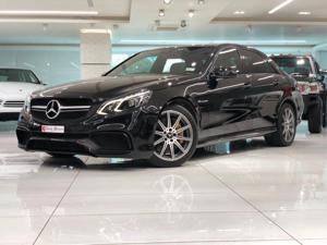 Mercedes Benz E Class E63 AMG