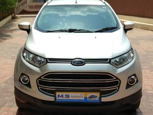 Ford EcoSport 1.5 TDCi Titanium (MT) Diesel (2017) in Thane