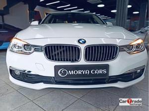 BMW 3 Series 320d Luxury Line Sedan