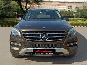 Mercedes Benz M Class ML 350 CDI 4MATIC (2014) in New Delhi