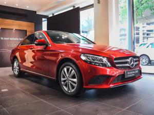 Mercedes Benz C Class C 220d Progressive (2019) in Pune