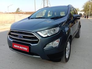 Ford EcoSport 1.5 Ti-VCT Titanium (MT) Petrol Black Edition (2018)