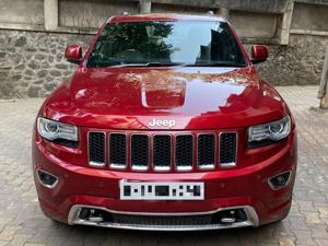 Jeep Grand Cherokee Summit (2016)