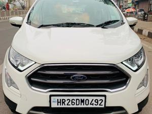 Ford EcoSport Titanium + 1.5L Ti-VCT (2018)