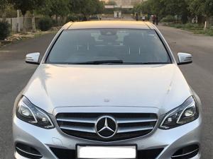 Mercedes Benz E Class E 250 CDI Edition E (2016)