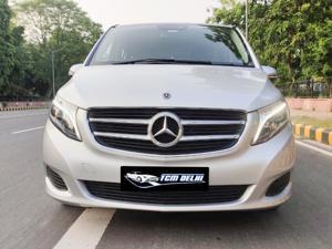 Mercedes Benz V-Class Expression ELWB (2019)