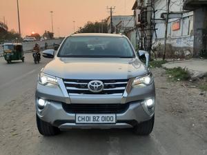 Toyota Fortuner TRD Sportivo (2019)