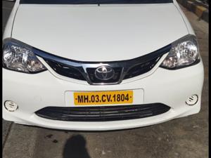 Toyota Etios D 4D GD (2019)