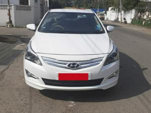 Hyundai Verna 1.6 VTVT SX AT (2017) in Coimbatore