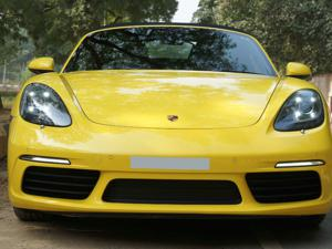Porsche Boxster S Tiptronic (2018) in Udaipur