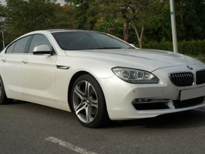 BMW 6 Series 640d Gran Coupe (2013)