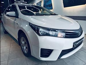 Toyota Corolla Altis 1.8G (2016)