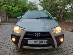 Toyota Etios Cross VD 1.4L Diesel (2014) in New Delhi