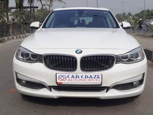 BMW 3 Series GT 320d Sport Line (2015) in Mumbai