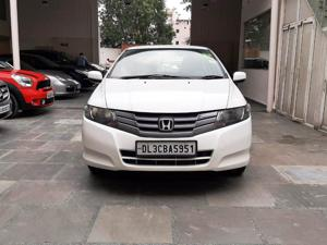 Honda City 1.5 S MT (2010)