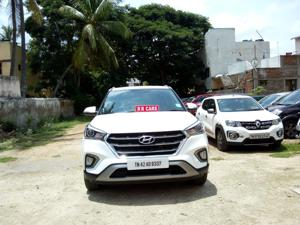 Hyundai Creta SX 1.6 AT CRDi (2019) in Coimbatore