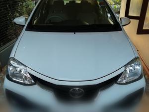 Toyota Etios V (2017) in Pathanamthitta