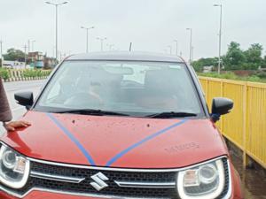 Maruti Suzuki Ignis Alpha 1.3 MT (2017) in Jabalpur