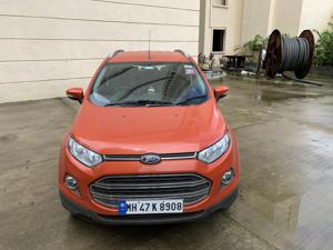 Ford EcoSport 1.5 Ti-VCT Titanium (AT) Petrol (2016) in Thane