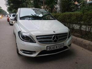 Mercedes Benz B Class B180 CDI Style (2014) in Ghaziabad