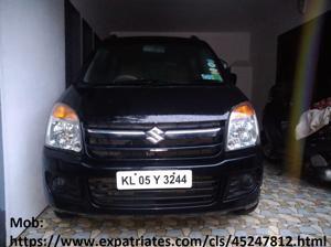 Maruti Suzuki Wagon R LXI (2007) in Pathanamthitta