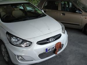 Hyundai Verna Fluidic 1.6 CRDI SX Opt (2012) in Shimla