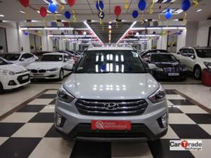 Hyundai Creta 1.6 SX Plus AT Petrol (2017) in Mysore