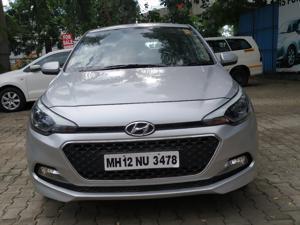 Hyundai Elite i20 1.2 Kappa Dual VTVT 5-Speed Manual Asta (O) (2017) in Pune