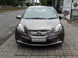 Honda Amaze SX MT Petrol (2015) in Pune