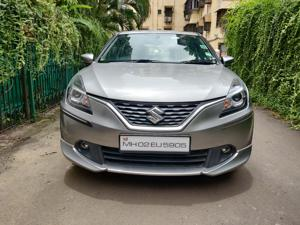 Maruti Suzuki Baleno Alpha 1.2 AT (2018)