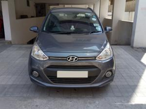 Hyundai Grand i10 Sportz 1.2 VTVT Kappa Petrol (2014) in Hyderabad