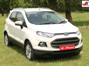 Ford EcoSport Titanium + 1.5L Ti-VCT AT (2017) in Ahmedabad