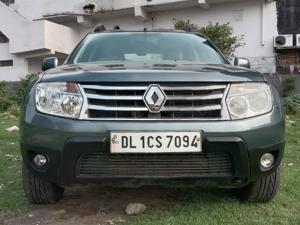 Renault Duster RxL Diesel 110PS Plus (2014)