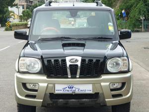 Mahindra Scorpio VLX 4WD AT BS IV (2013)