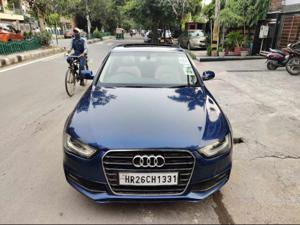 Audi A4 2.0 TDI Premium+ (2014) in New Delhi