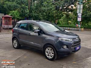 Ford EcoSport 1.5 TDCi Titanium(O) MT Diesel (2016) in Thane