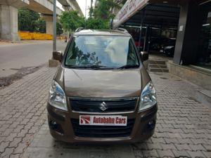 Maruti Suzuki Wagon R 1.0 VXi (2016) in Bangalore