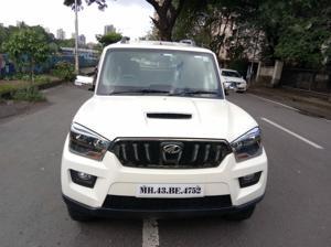 Mahindra Scorpio S6 Plus Intelli-Hybrid (2017) in Mumbai