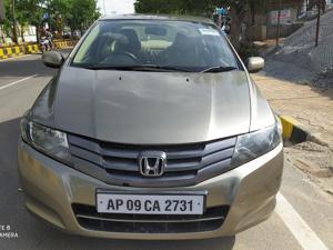 Honda City 1.5 S MT (2010) in Hyderabad
