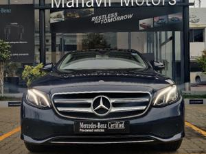 Mercedes Benz E Class E 220d Expression (2019) in Vijayawada