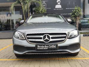 Mercedes Benz E Class E 220d Exclusive (2019)