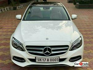 Mercedes Benz C Class 220 CDI Avantgarde (2015) in New Delhi